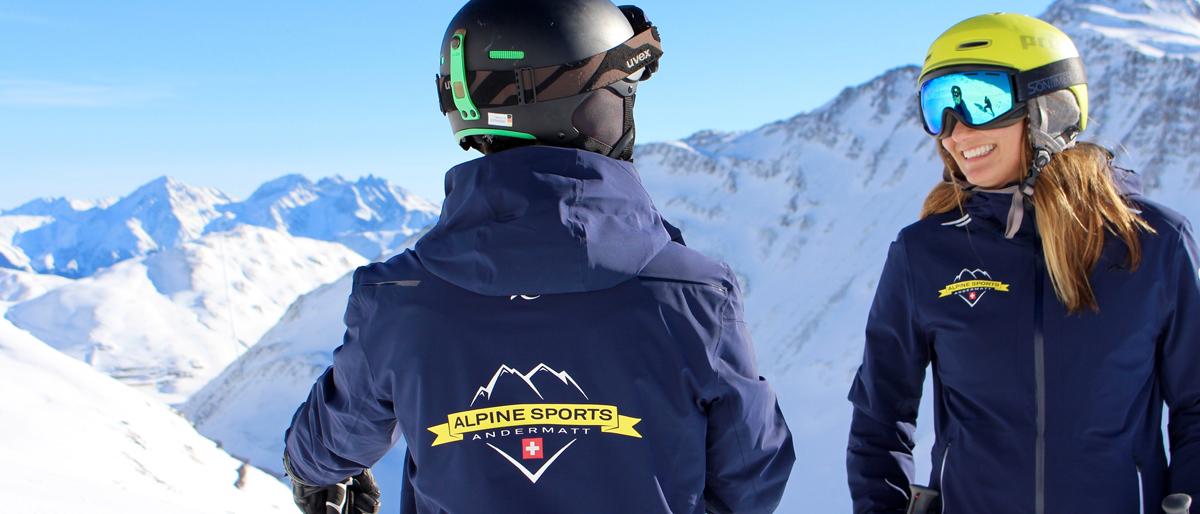 Andermatt Ski School