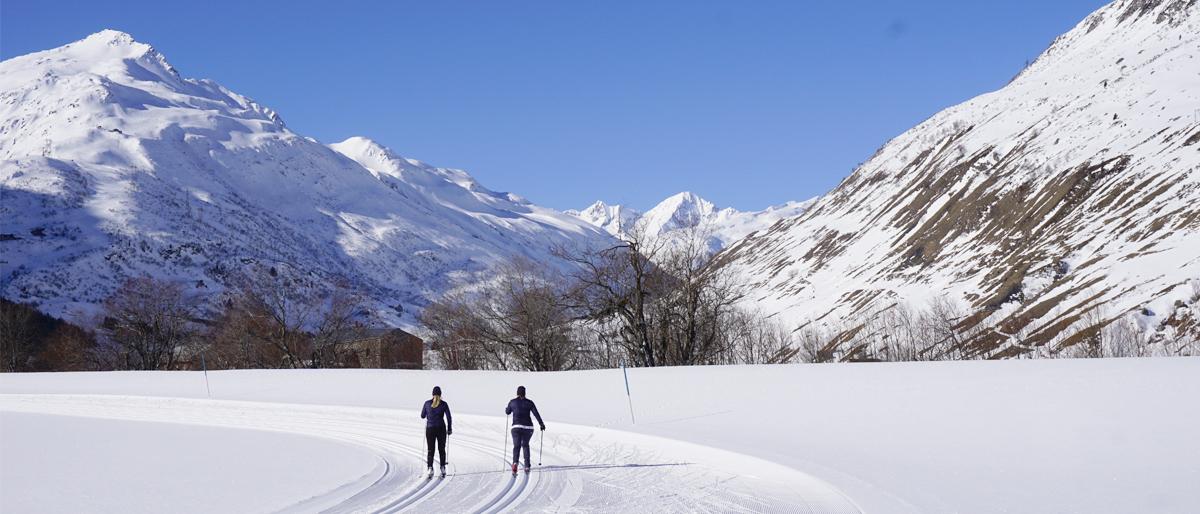 Andermatt Skilanglauf